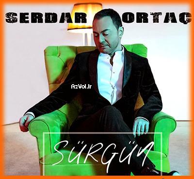 دانلود آهنگ ترکی جدید Serdar Ortac به نام Surgun